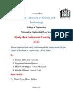 Study of an Instrument Landing System (ILS) MATLAB.pdf