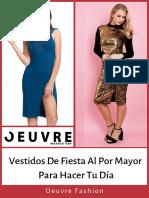 Vestidos de Fiesta Al Por Mayor Para Hacer Tu Día
