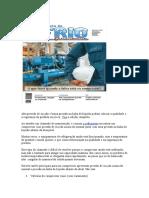 Folder Com Dados Do Split Electrolux Cf1 36