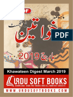 Khawateen Digest March 2019
