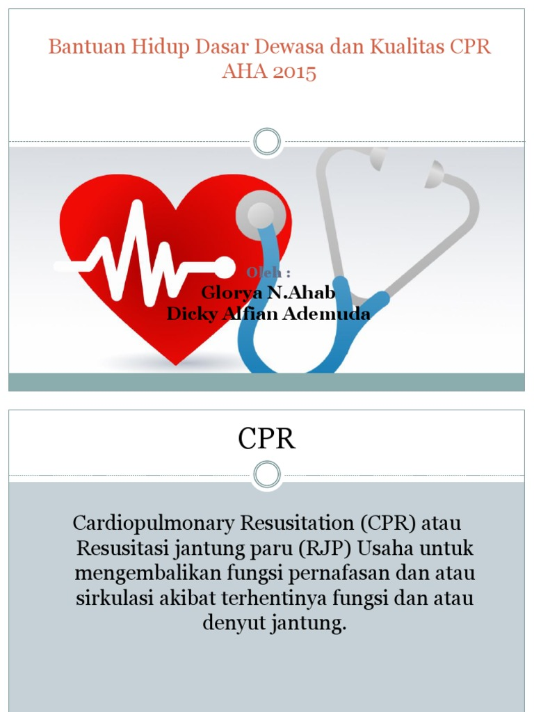 PPT CPR GLO ppt