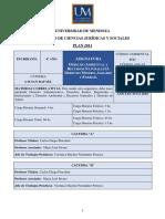 4.21.2. Derecho Ambiental y RN II. Minero, Agrario y Energía a-B-SR - 2018