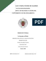 Tesis Doctoral Lo Femenino en Platon