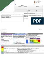 HS017 Risk Management Form 2