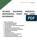 Auditing Theory Salosagcol Summary