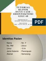 TUTORIAL KLINIK OD.pptx