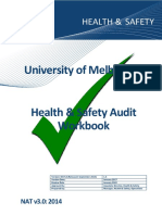 Health and Safety Audit Workbook