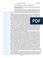 Plan General de Pesca de Aragón 2019
