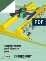 Verlinde Dimensions Pont Roulant Bipoutre
