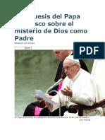Papa Francisco Asegura Que La Vida Tiene Valor Solo Si Se Entrega Por Amor