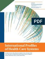 2017 Häger Glenngård - The Swedish Health Care System