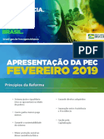 """Nova Previdência"", a reforma do governo Bolsonaro"