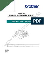 Parts manualMFC-J5910DW.pdf