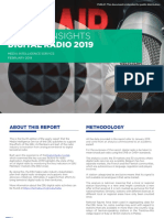 EBU-MIS Digital Radio 2019 Report