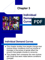 Ch03. Individual Demand Curves