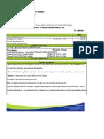 COSTO TRIMESTRE Especializacion EGF Nuevo Ingreso 2015 2