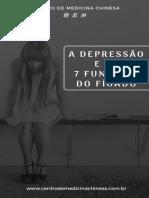 A depressão e o fígado