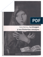 Hans Belting. La Imagen y Sus Historias