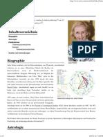 Astro-Databank Julia Parker 2
