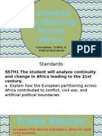 european partitioning across africa-highligthed
