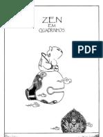"""Amostra de """"Zen Em Quadrinhos - Tsai Chih Chung , editora Ediouro"""""""