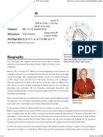 Astro-Databank Bruno Huber