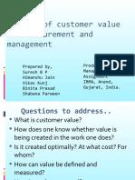 Customer.value
