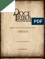 Doce Tribus - Batallas entre los hijos de los hombres (El Manuscrito de las Constelaciones) - Primer Capitulo
