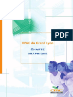 Charte Graphique OPAC Grand Lyon
