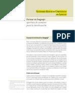 5. Estándares Básicos de Competencias Del Lenguaje.