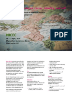 NICEC Conference Programme