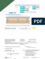 Muros No Portantes Cercos Tabiques Norma E.030 y E.070