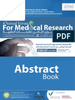 8th Annual Forum for Medical Research 2017