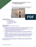 Electricidad 1.4 Cuadros Eléctricos(Apuntes)