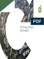 Bp Energy Outlook 2019