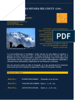 SALIDAS ECOTURISTICAS AL COCUY COLOMBIA