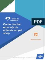 Loja de Animais - Pet Shop