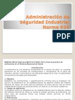 Ppt. Exposicion Norma 019