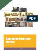 Romanian Furniture Market