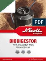 BIODIGESTORES NICOLL