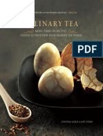 Culinary Tea More Than 150 Recipes Steeped in Tradition From Around the World