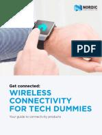 Nordic Semiconductor eBook Wireless Connectivity