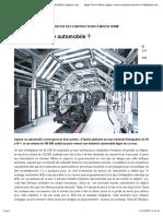 20170210 Lepoint — Le Défi de La Construction d'Une Industrie Automobile en Algérie