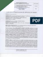 Contrato Pres. Ss Nº 0001 Paula Andrea Ramirez