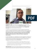 11-02-2019 - Avanzan negociaciones para la venta del Estadio Héctor Espino; Jorge vidal - Expreso.com.Mx