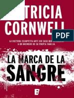 La marca de la sangre - Patricia Cornwell.epub