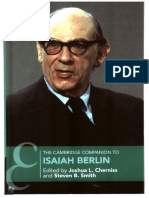 Isaiah Berlin on Marx and Marxism
