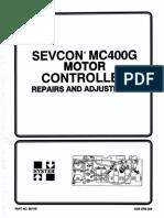 Sevcon Mc400g Motor Control-repair