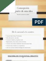 Concepción y Parto de Una Idea UPOLI 0219