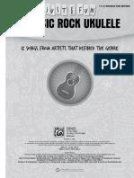 Classicos Rock Ukulele